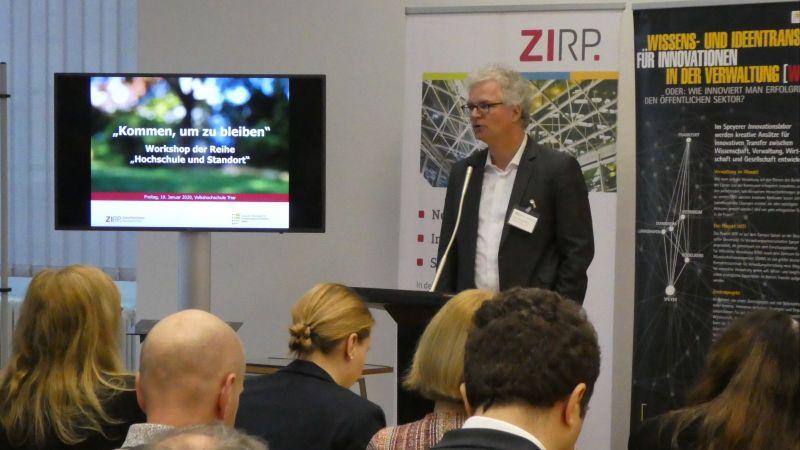 Workshop in Trier (Quelle: WITI)